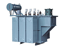 On-load Power Transformer
