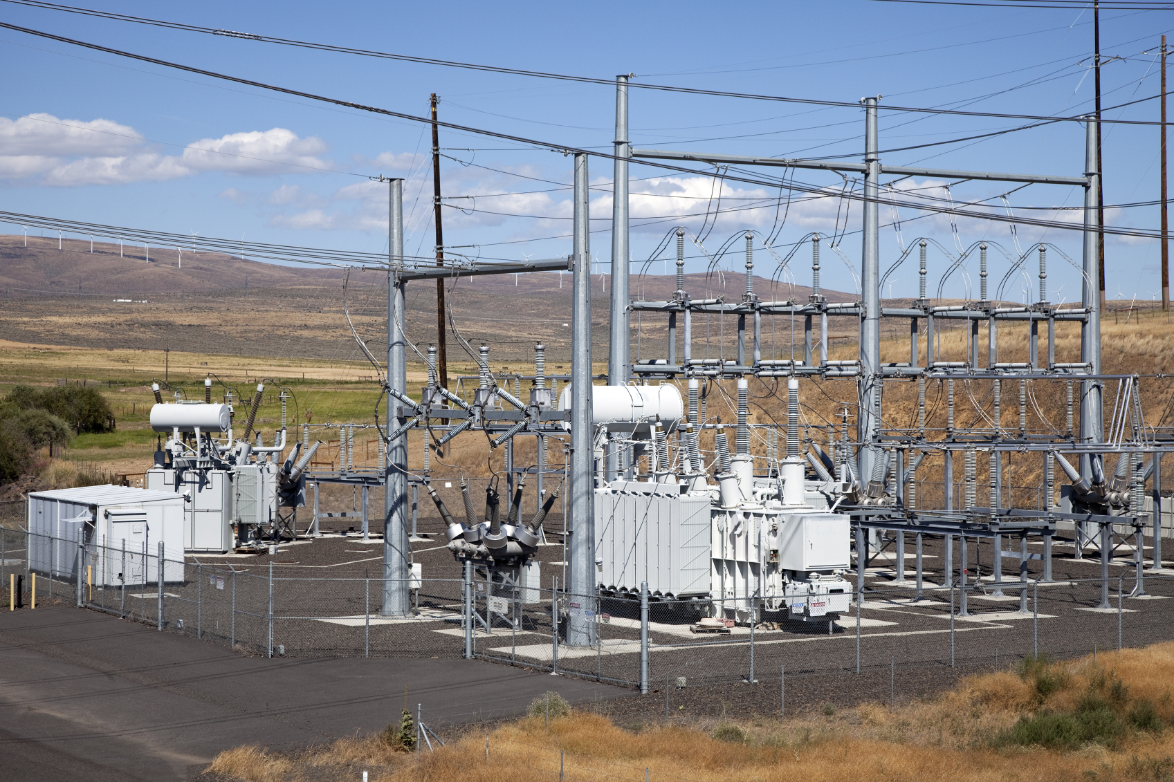 High-Voltage Substations